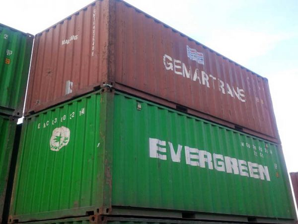 Container B8