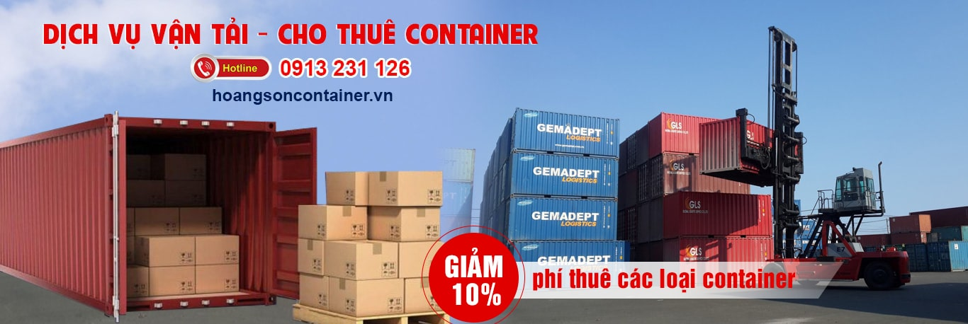 Container Hoang Son